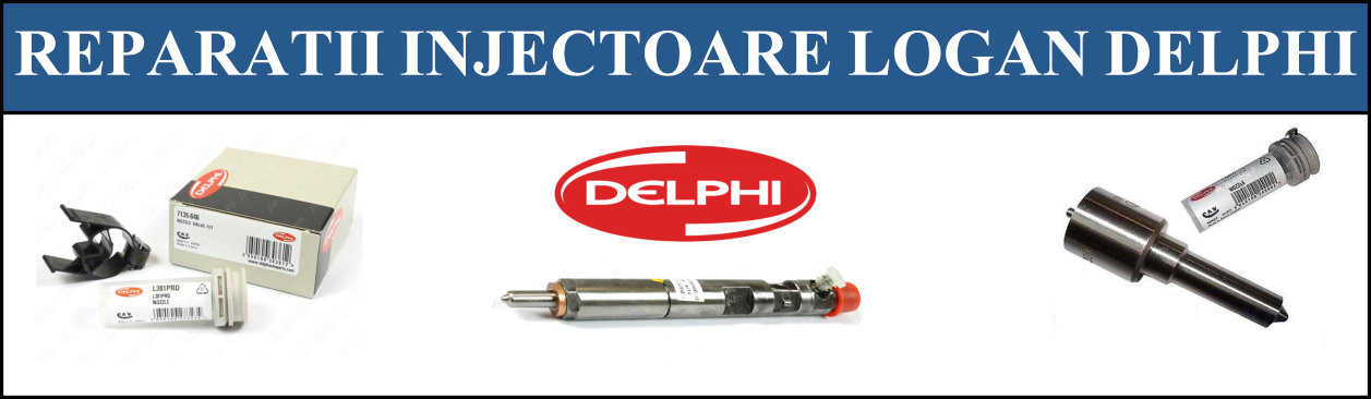 Reparatii Injectoare Logan 1.5 DCI